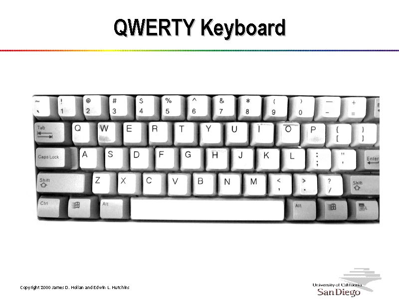 qwerty and path development Rerun the tape of history and qwerty always wins the development of qwerty and the role of analyses on path dependence in general and qwerty in.