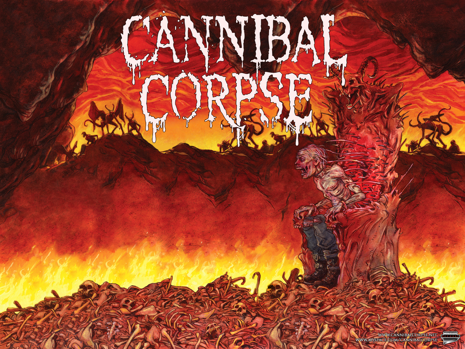 cannibal corpse wallpaper