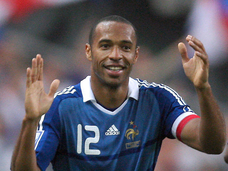 Thierry Henry - Photo Gallery