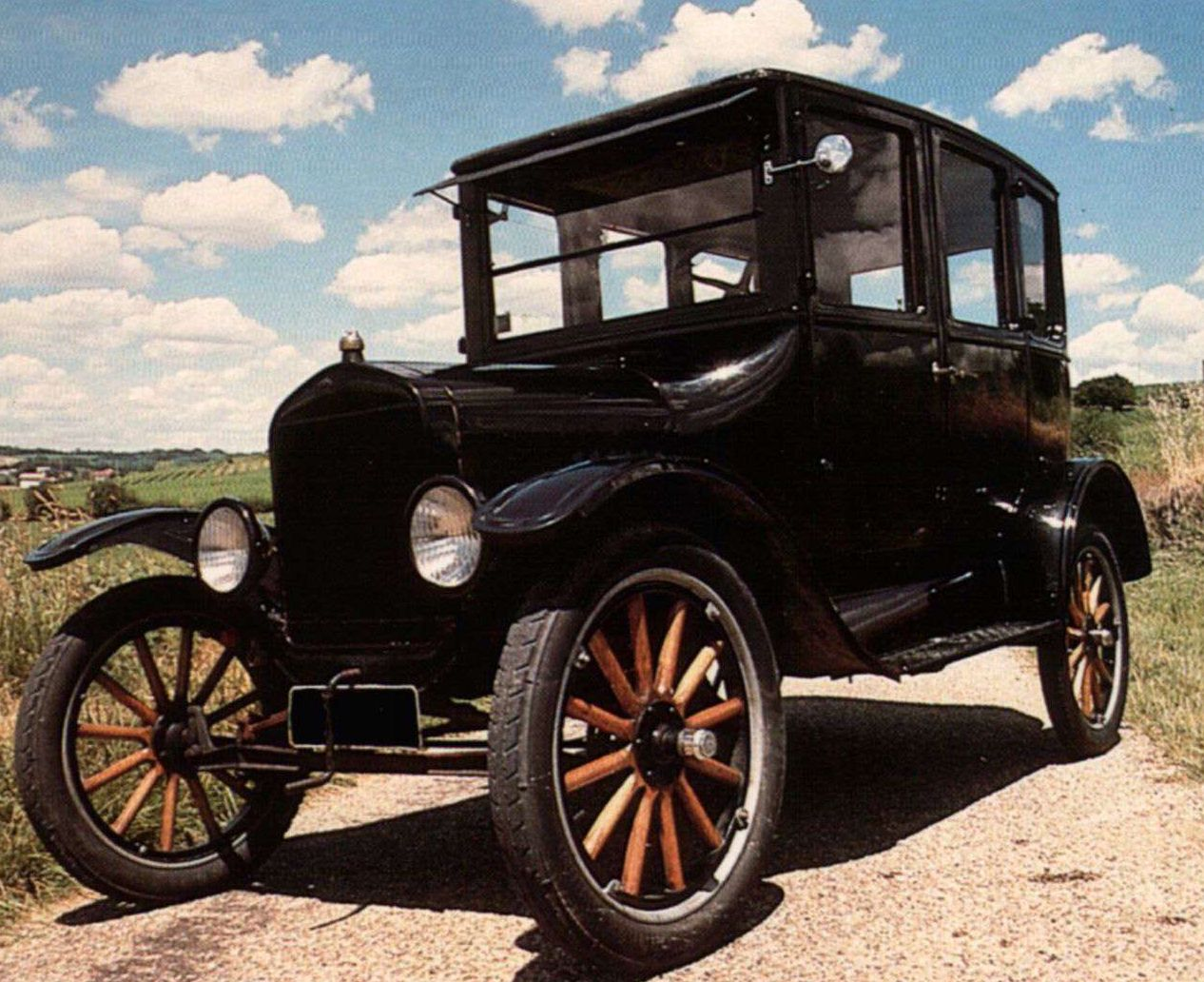 how to tell a model t from a model a