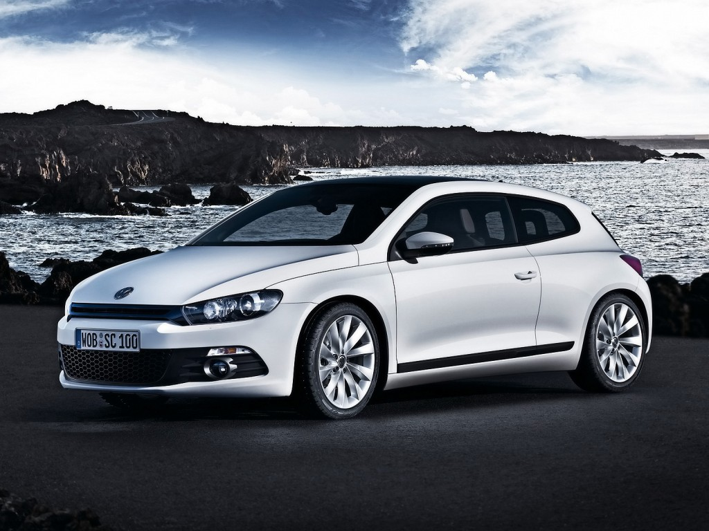Car VW Scirocco