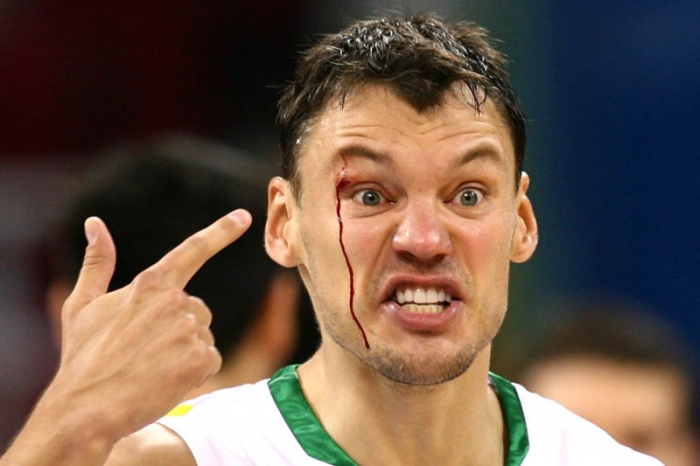 sarunas jasikevicius lithuanian team pictures