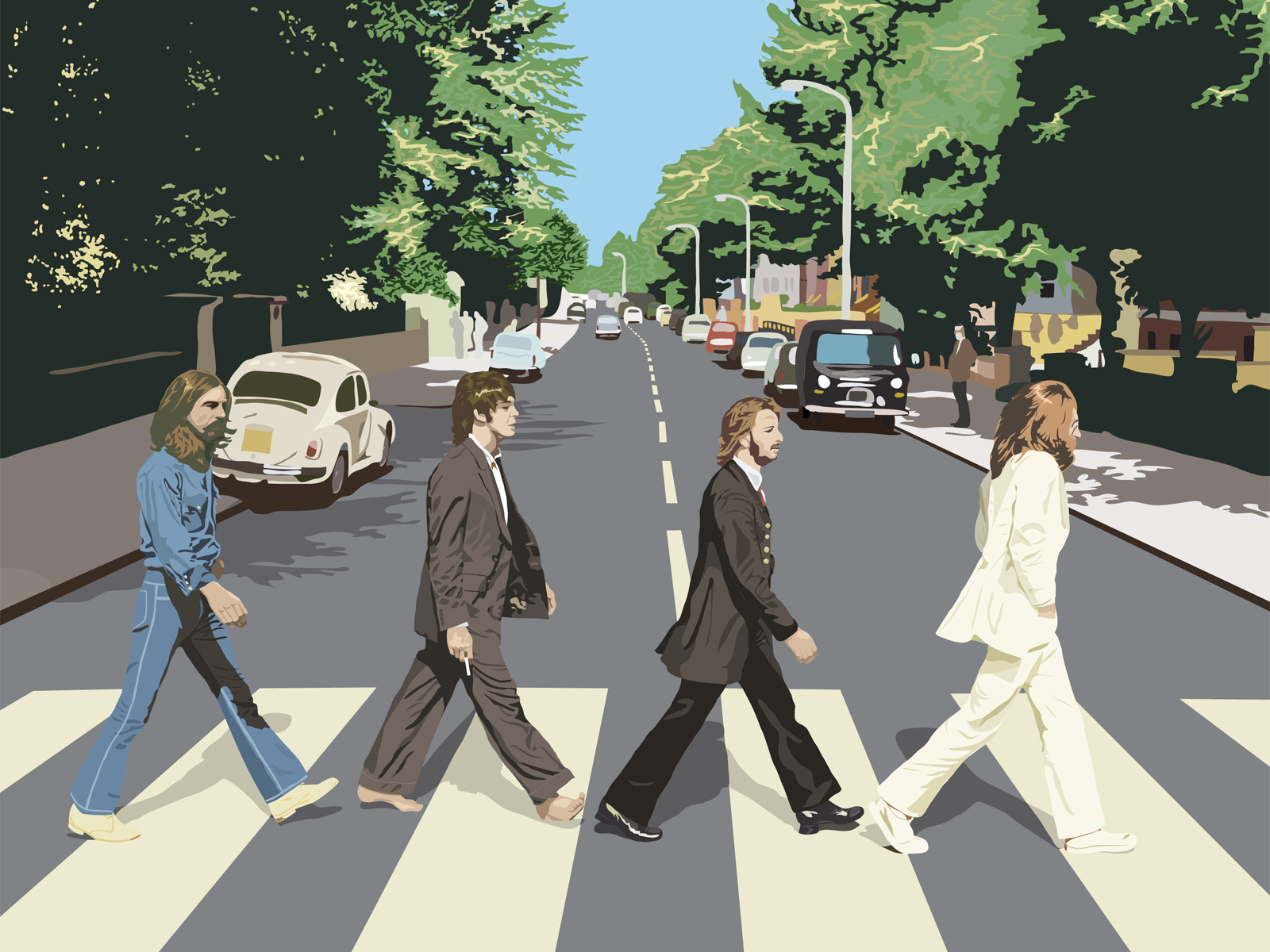The Beatles - Images Colection