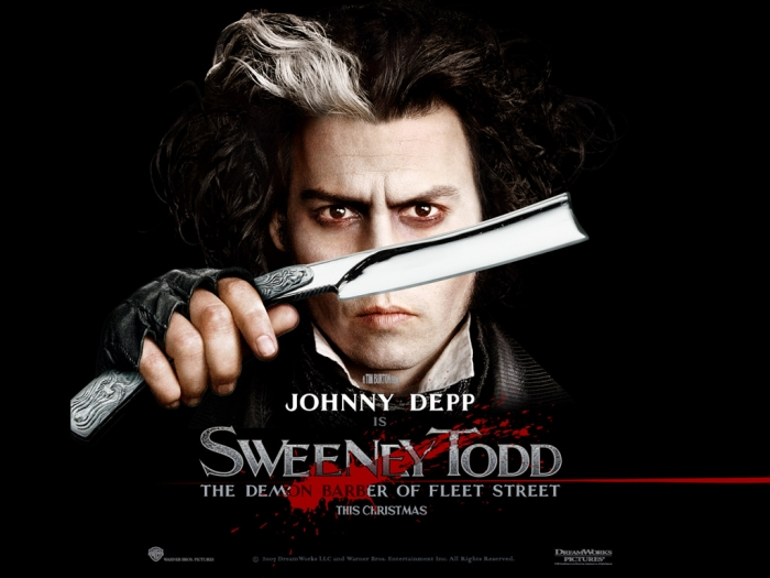 sweeney todd the demon barber of fleet street resim 1