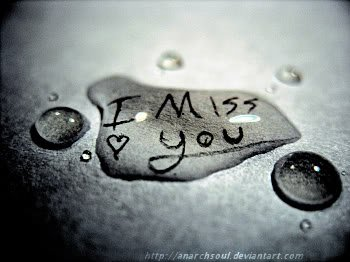 You I her miss