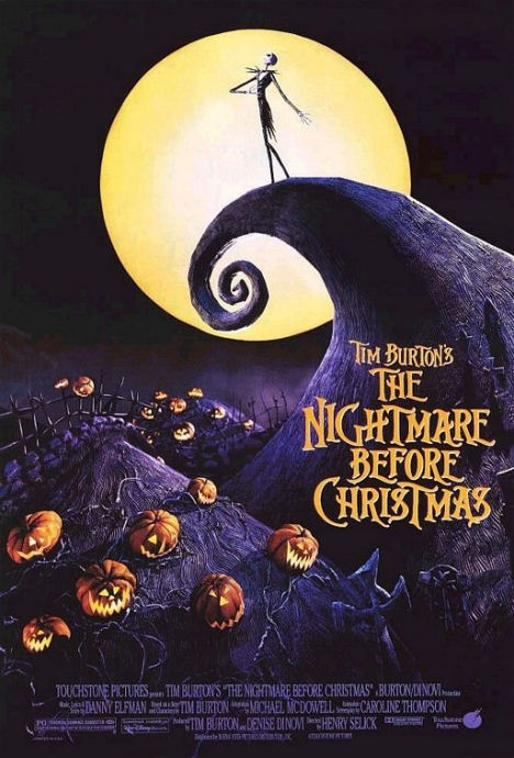 the nightmare before christmas resim 1
