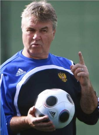 guus hiddink resim 1