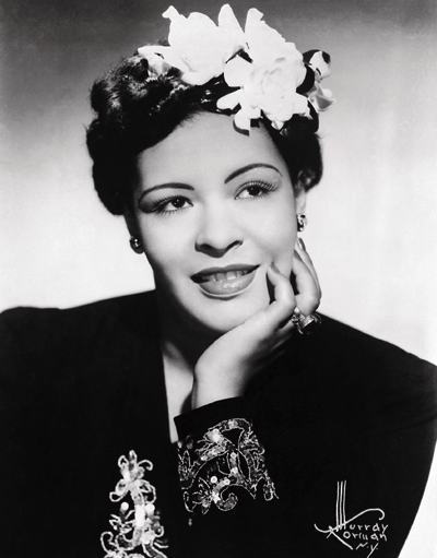 billie holiday resim 1