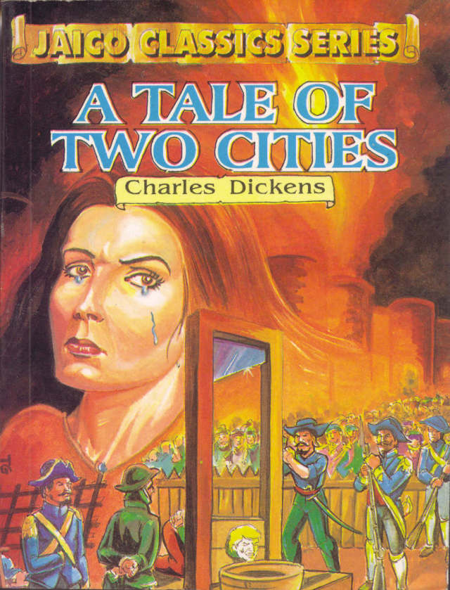 a tale of two cities Free kindle book and epub digitized and proofread by project gutenberg.