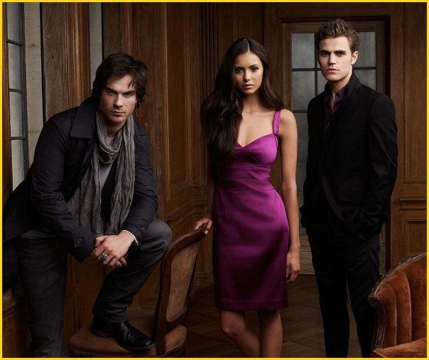 the vampire diaries resim 1