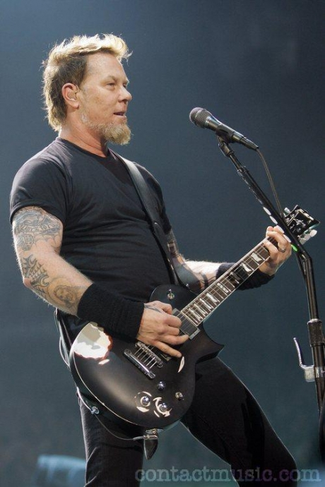 james hetfield resim 2