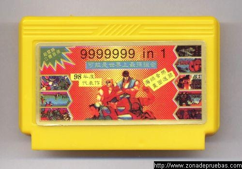9999999 in 1 atari kasedi
