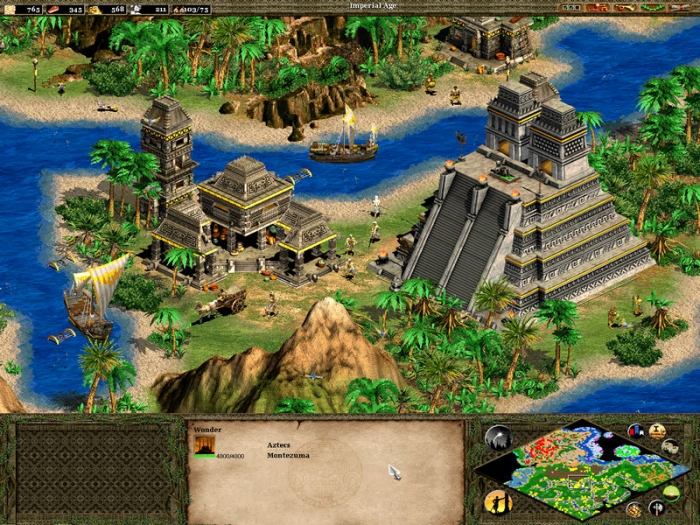 age of empires 2 the conquerors resim 3