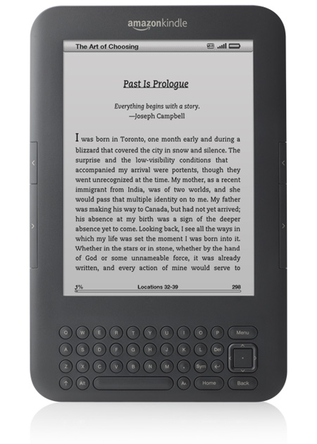 amazon kindle resim 1