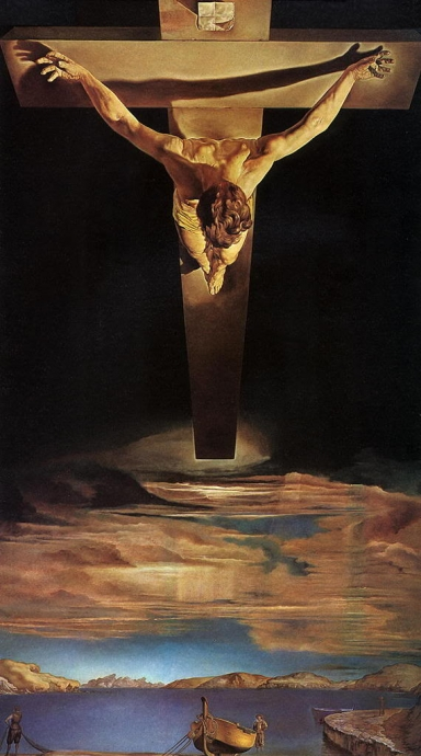 christ of st john of the cross