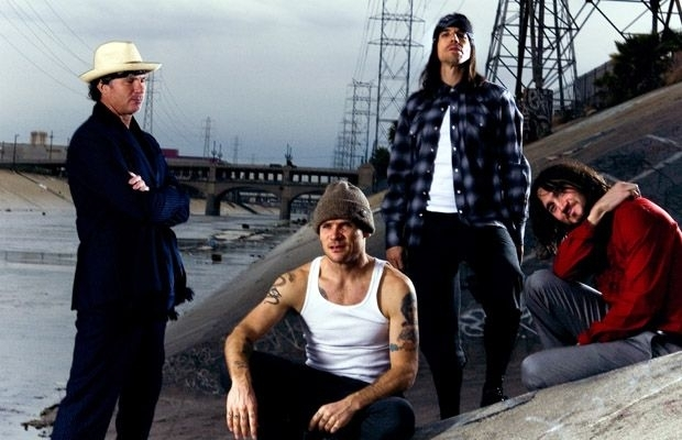 red hot chili peppers resim 1