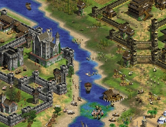 age of empires 2 the conquerors resim 2