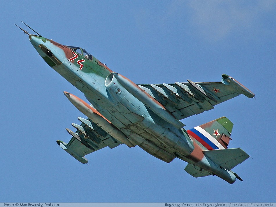 su 25 frogfoot