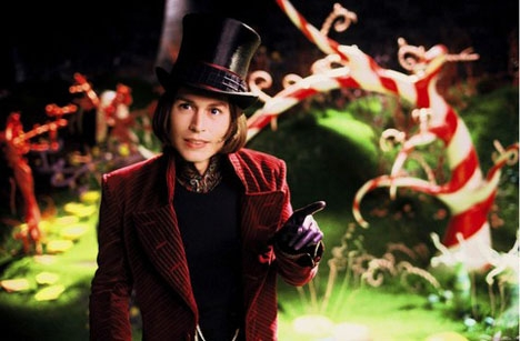 charlie and the chocolate factory resim 3
