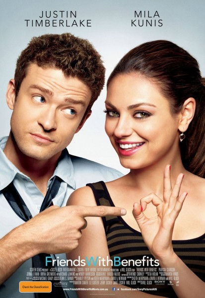 Friends with benefits duration