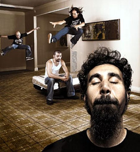 system of a down resim 1